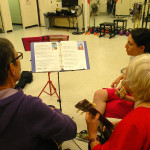 Learning a New Song - A Short Excerpt July 7, 2014
